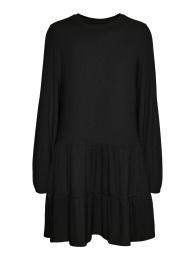 VMTIA L/S FRILL SHORT DRESS FD20