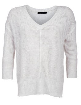 3 THILDE V-NECK SWEATER