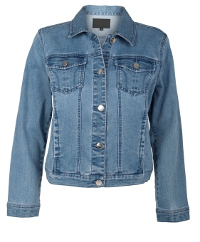 B JEAN JACKET DENIM