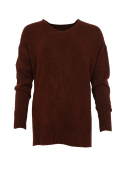 9 ANDREA V-NECK SWEATER