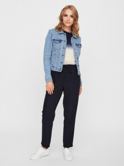 VMHOT SOYA LS DENIM JACKET MIX NOOS