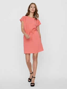 VMSASHA BALI SS SHORT DRESS COLOR