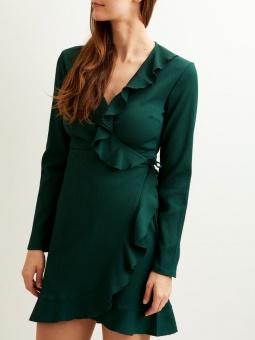 VITAJA WRAP DRESS /RX