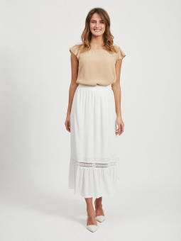 VIJESSAS HW ANCLE SKIRT/SU