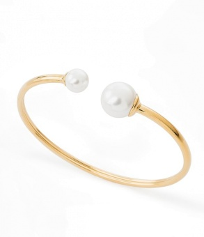 Liz  pearl bangle