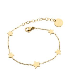 Star love bracelet