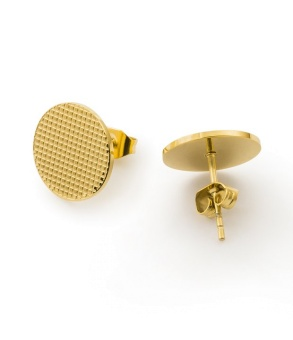 Cassandra single earring, gold