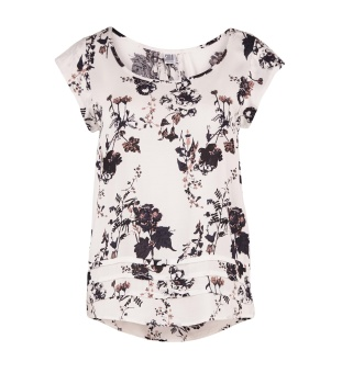 FLOWER P.BLOUSE