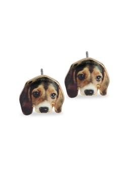 Puppy Earring
