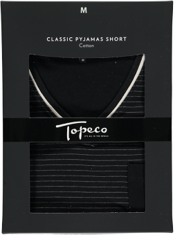 TOPECO PYJAMAS SHORT
