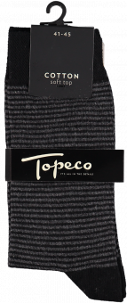TOPECO STRIPED SOFT TOP