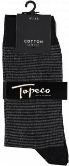 TOPECO STRIPED SOFT TOP
