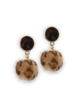 Meow Ball Earring