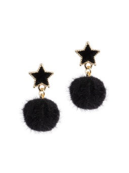 Star Ball earring