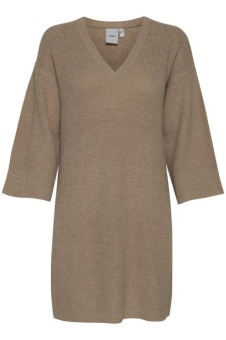 Dress-knitted