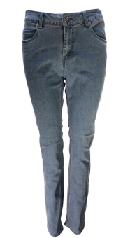 B Alice short denim trouser