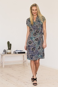 3 THYRA DRESS