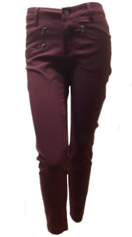 8 Bella zip trouser