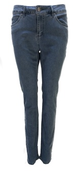 B Alice regular denim trouser