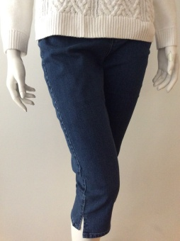 B Alice capri denim