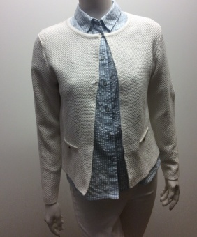 4 CARINA SHORT CARDIGAN