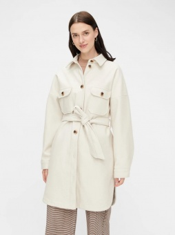 PCRIEMA OVERSHIRT JACKET