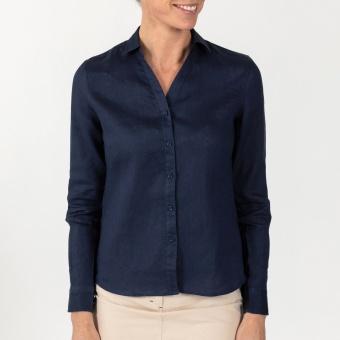 Bianca Linen Shirt