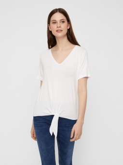 PCNALLY SS V-NECK TOP D2D