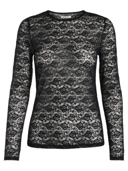 PCDORA LS LACE TOP NOOS