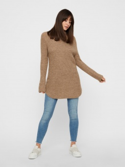 PCELLEN LS LONG  KNIT BF