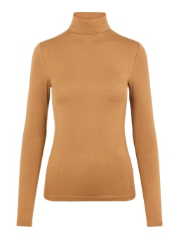 PCBILLO LS ROLLNECK TOP NOOS