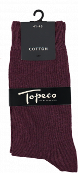 TOPECO SOCK SOLID