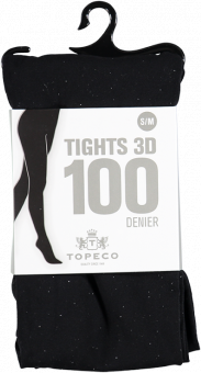 TIGHTS SOLID 100 DENIER