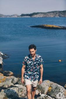 Dockside Retro Hawaii Shirt
