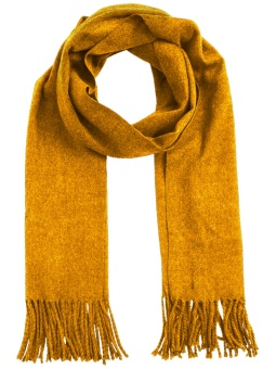OBJMARILYN WOOL SCARF SEASONAL
