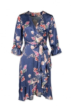 PW KENDALL WRAP DRESS