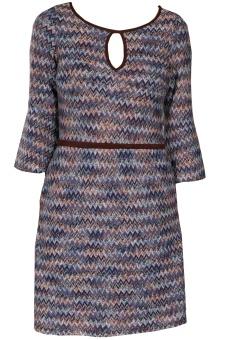 LIBORIA SHORT KNIT DRESS