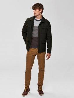 SLHFIELD WOOL JACKET W