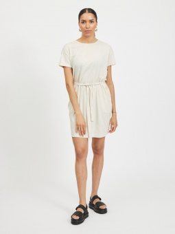 VIANIKA S/S BELT DRESS