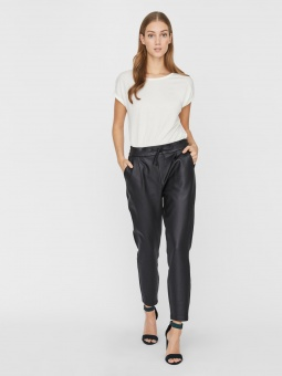 VMEVA MR LOOSE STRING COATED PANT NOOS