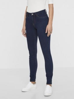 VMSEVEN NW SS JEANS DK BL VI604 NOOS