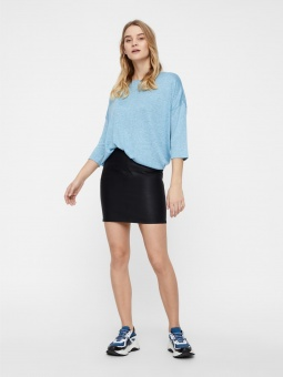 VMBRIANNA 3/4 OVERSIZE BLOUSE BOO