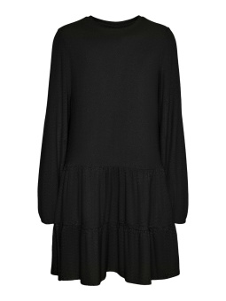 VMTIA L/S FRILL SHORT DRESS FD20