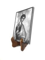 Ställ för ikon, trä, 30 cm