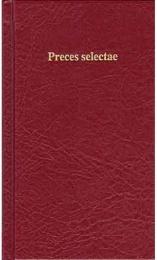 Preces selectae - bönbok helt på latin