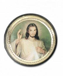 Gudomliga barmhärtigheten - 5cm, Magnet
