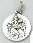 St Kristoffer (ox. met.)