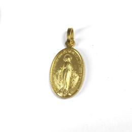 Mirakulösa medaljen, guldf., relief