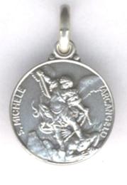 Ärkeängeln Mikael (18mm, silver)