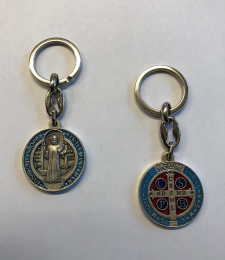 Benedictus-medalj, färg